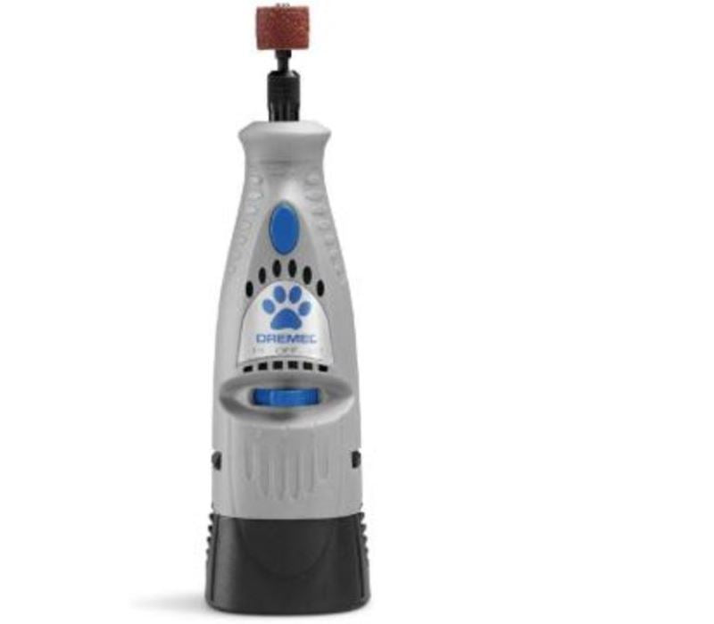 Dremel 7300-PT 4.8V Rechargeable Cordless Pet Dog Nail Clipper Trimmer Groomer Grooming Grinder Grinding Rotary Tool