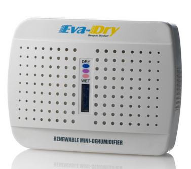Eva-Dry E-333 Renewable Reusable Mini Dehumidifier