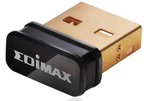 Edimax EW-7811UN WiFi Wireless Bluetooth Nano USB Adapter