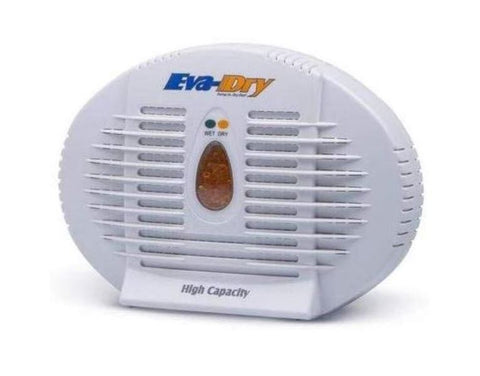 Eva-dry E-500 Renewable Reusable Mini Dehumidifier