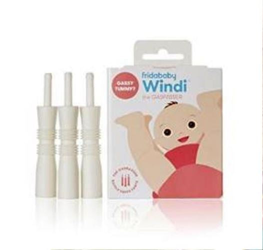 FridaBaby 10-PC Windi GasPasser Gas Anti Colic Reliever Baby