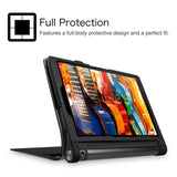Fintie Folio Cover Case for Lenovo Yoga Tablet 3 10-Inch