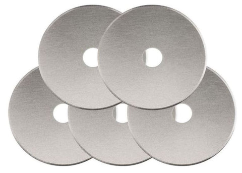 Fiskars 5-PC 45mm Rotary Cutter Replacement Blades