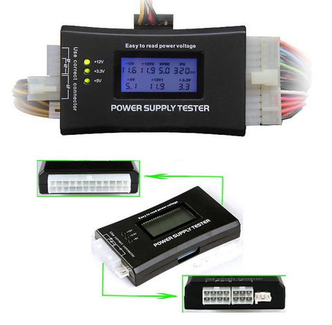 HDE 20+4 Pin Power Tester
