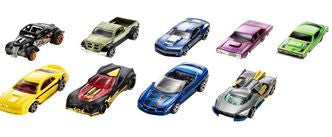 Hot Wheels 9 Car Gift Pack Toy Cars