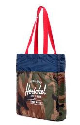 Herschel Tote Bag Woodland