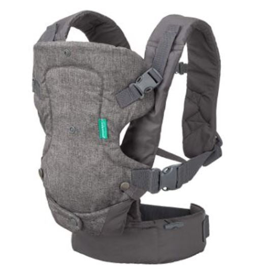 Infantino Flip 4-in-1 Convertible Baby Carrier Pouch