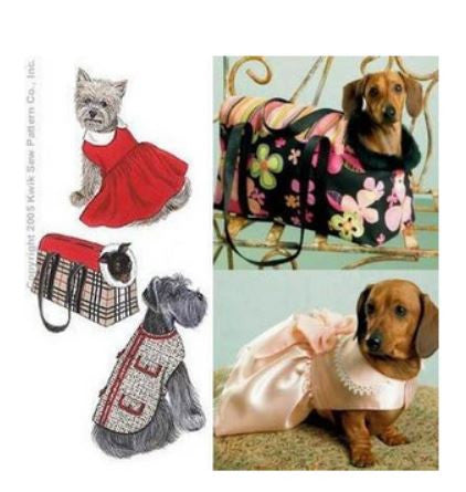 Kwik Sew Pet Clothes Pattern