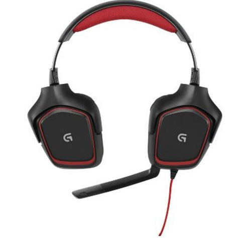 Logitech G230 Stereo Sound Gaming Headset Headphone with Microphone