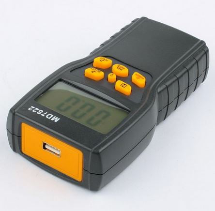 MD7822 Digital Grain Moisture Temperature Meter Resolution 0.5