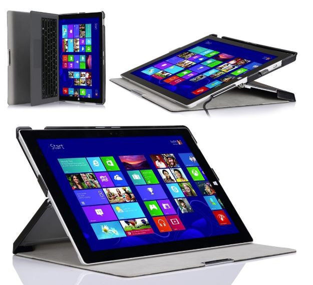 MOKO Ultra Slim Case for Microsoft Surface Pro 3 Tablet