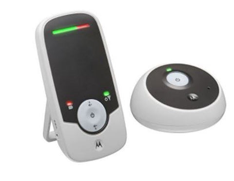 Motorola MBP160 Digital Audio Infant Baby Monitor Dual Voltage 1 Parent