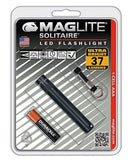 Maglite 37 Lumens 1 x AAA Solitaire LED Flashlight