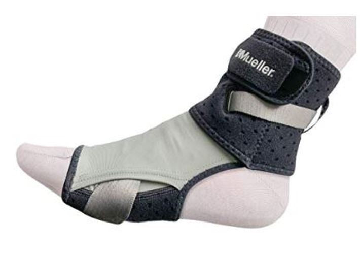 Mueller USA Sports Medicine Adjust-to-Fit Plantar Fasciitis Night Support Splint