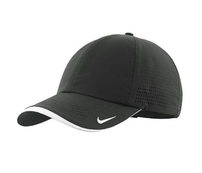 Nike 429467 Dri-Fit Perforated Golf Baseball Cap Hat Unisex Black, Navy, Anthracite