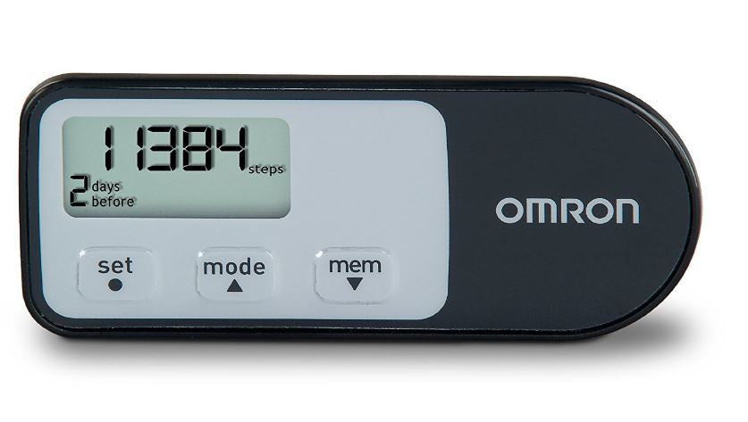 Omron HJ-321 Tri-Axis Alvita Pedometer Calorie Steps Distance Counter