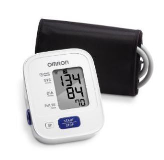 Omron 3 Series Digital Blood Pressure Monitor Model BP710N