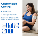 Omron PM601 Avail TENS Wireless Muscle Stimulator Massage Therapy for Lower Back