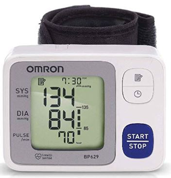 Omron 3 Series BP629 Wrist Blood Pressure Monitor