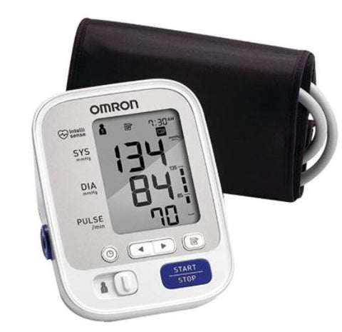 Omron BP742N 5 Series Upper Arm Blood Pressure BP Monitor