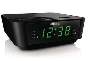 PHILIPS AJ3116M/37 Digital Tuning Alarm Clock Radio