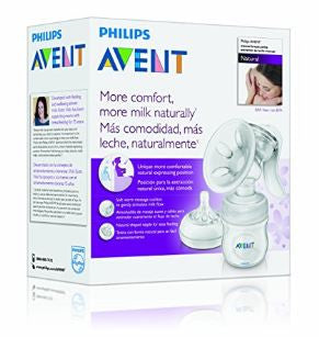 Philips Avent SCF330-20 Manual Comfort Breast Pump