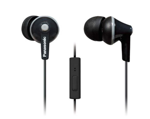 Panasonic RP-TCM125 ErgoFit Earbud Headphones Earphones for iPhone Android
