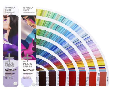 Pantone GP1601N Formula Guide 1,867 Colors Coated and Uncoated