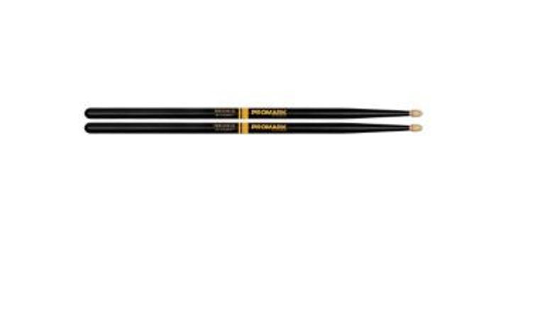 Promark ActiveGrip Rebound 5A Drum Sticks Drumsticks Acorn Tip