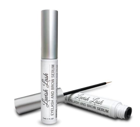 Pronexa Hairgenics Lavish Lash Eyelash Brow Hair Natural Growth Enhancer Thicker Serum with Biotin