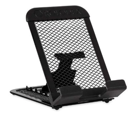 Rolodex 1866297 Mesh Collection Mobile Tablet Device Stand
