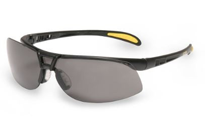 Stanley RST-61020 Ansi Z87 Safety Glasses Goggles Eyewear Gray Glass