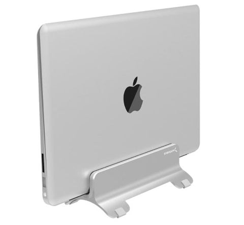 Sabrent AC-HLDS Aluminum Vertical Laptop Stand Holder for PC Laptop MacBook