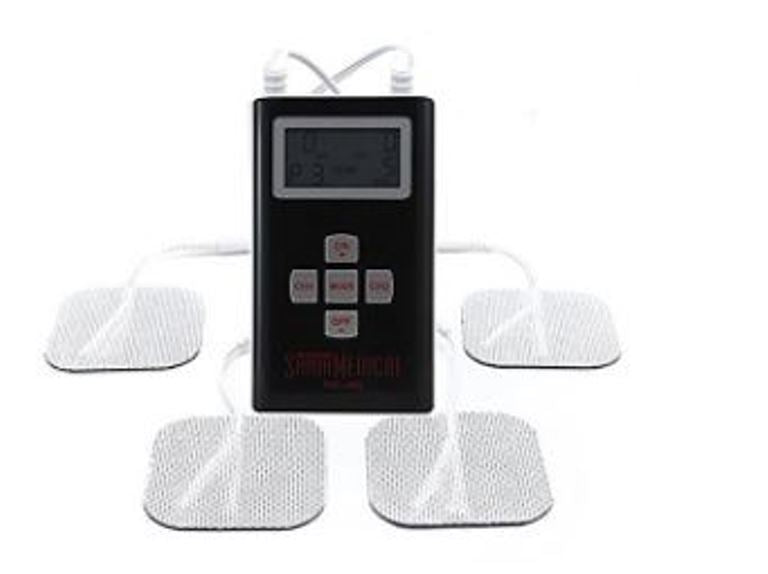 Santamedical TENS EMS Nerve Muscle Pulse Stimulator EletroTherapy
