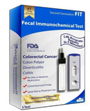 Second Generation FIT Fecal Immunochemical Test for Colorectal Cancer