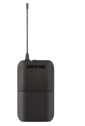Shure BLX1 H9 Band Wireless System Bodypack Transmitter 512-542 MHz