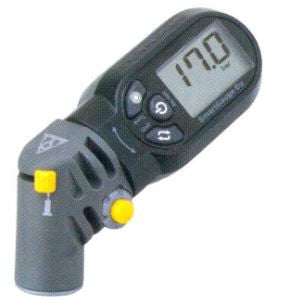 Topeak D2 Smart Digital Bike Tire Pressure Gauge