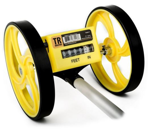 TR TR880 FX Collapsible Road Distance Measuring Wheel Tape Measure