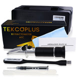 TekcoPlus Clinical Refractometer Serum Protein Urine Specific Gravity