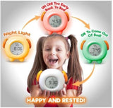 Learn & Climb Stay-In-Bed Kids Child Educational Alarm Clock Toy