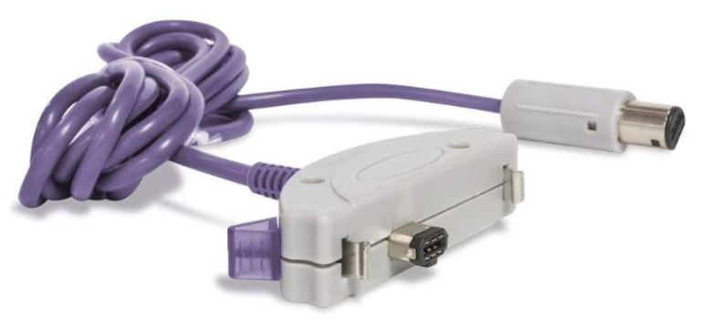 Tomee Link Cable for Game Boy Advance GameCube Console