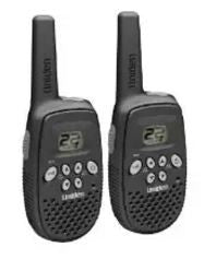 Uniden Two 2 Way Radio Walkie Talkie Rechargeable 16 mile