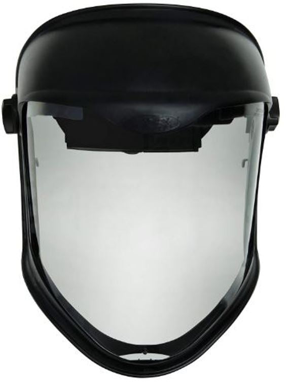 Honeywell Uvex S8500 Bionic Face Eye Shield Protector Clear Polycarbonate Visor Mask