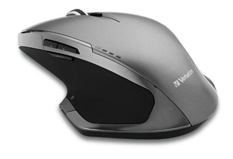 Verbatim Wireless Bluetooth Mouse Ergonomic for Mac Windows