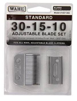 Wahl 1037/400 Replacement Blade 30-15-10 Hair Razor Clipper