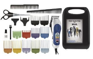 Wahl 79300 Color Pro 20 Piece Grooming Haircutting Kit