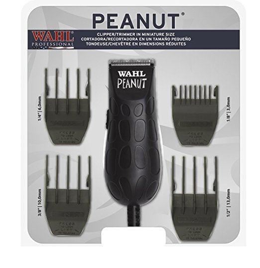 Wahl 8655-200 Professional Peanut Barbers Clipper Razor Trimmer