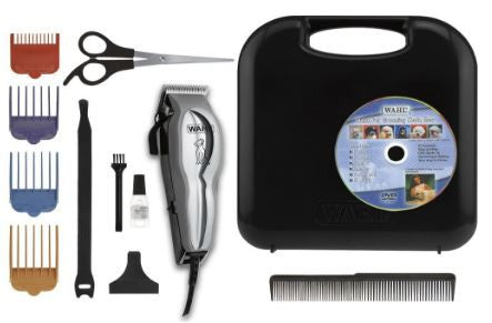 Wahl 9281-210 Grooming Kit 13-Pc for Dog and Cat Pet Clipper Trimmer