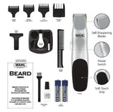 Wahl 9906-717 Mustache Beard Battery Operated Trimmer Clipper