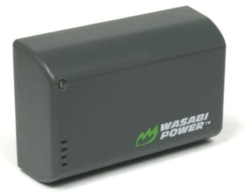 WASABI 1-PC 2500mAh GoPro Extended Battery for HERO+ LCD